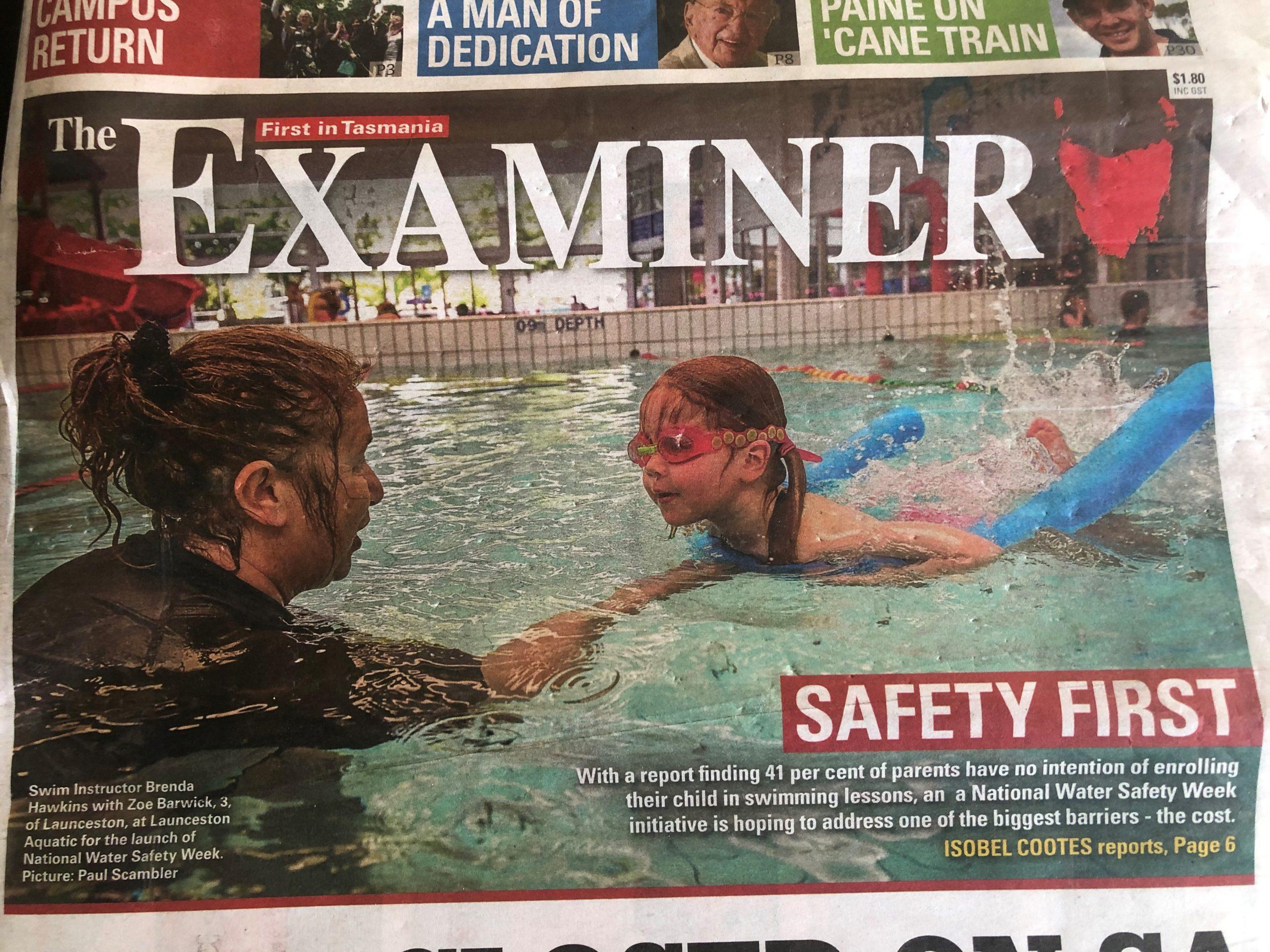 Swim Safer 1